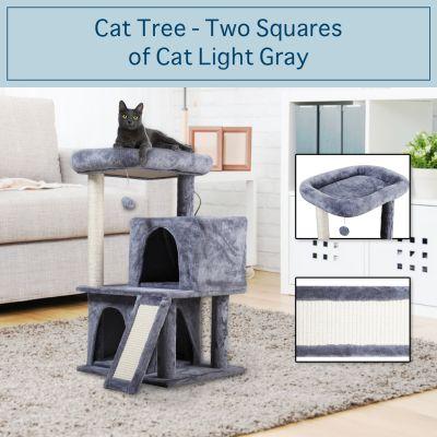 猫树-两方窝浅灰色