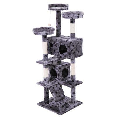 三圆顶猫树-灰色爪印