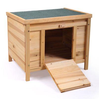 木制小兔屋、猫屋