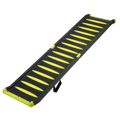 宠物折叠爬梯-黑黄色