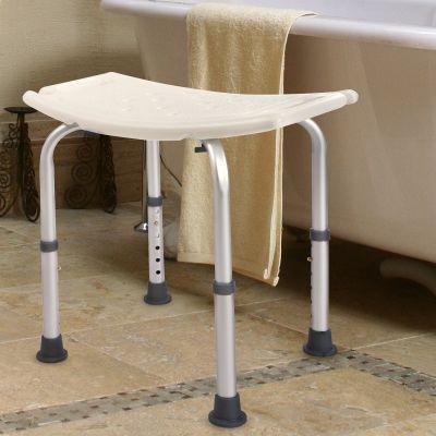 沐浴椅-无靠背扶手方