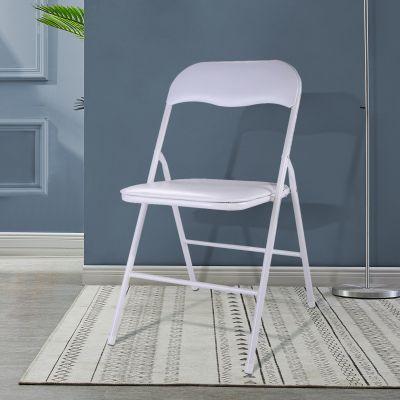 折叠椅白色--5把装