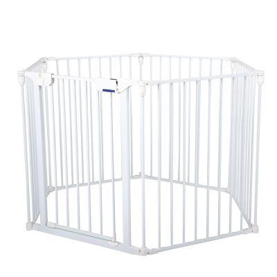多功能围栏-白色6片装