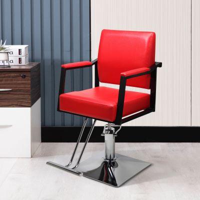 小型理发椅-红色