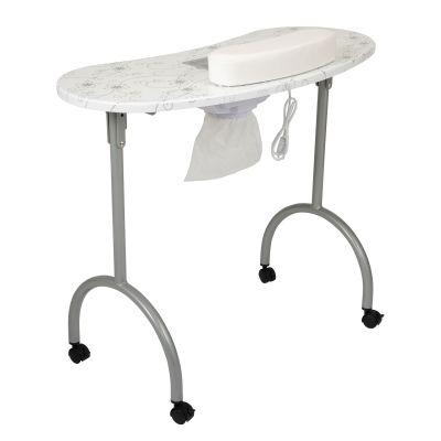 美甲桌-白色