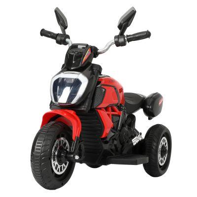 三轮儿童摩托车-红色