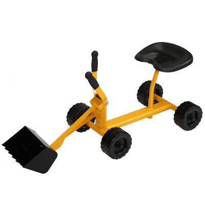 儿童推土车-黄色