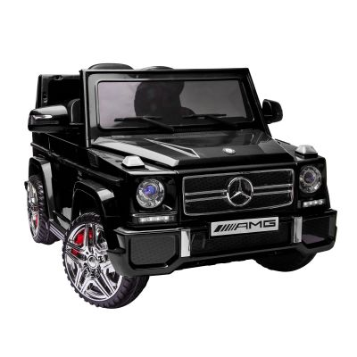 黑色奔驰--G65