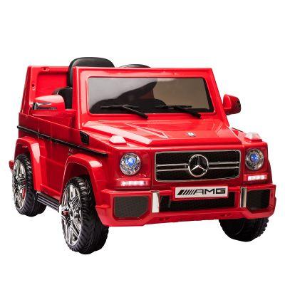 红色奔驰--G65