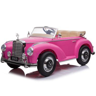 奔驰300S--注塑粉色