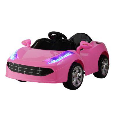 电动儿童跑车-粉色