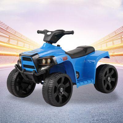 小型沙滩车--蓝色