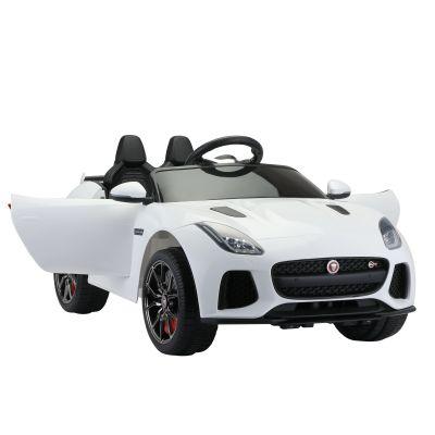 捷豹F型SVR敞篷车-白色