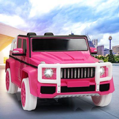 警车童车--粉色