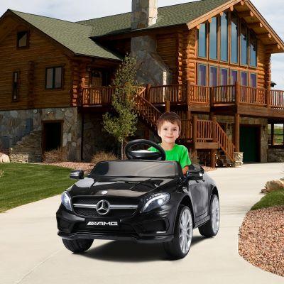 奔驰童车--黑色