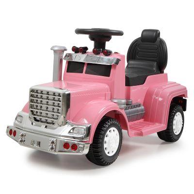 老爷车--粉色