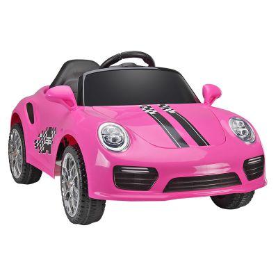 粉色小跑--仿保时捷