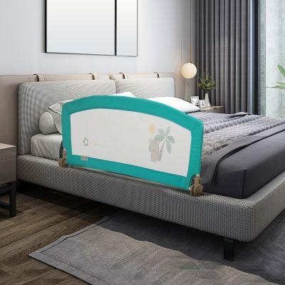 婴儿床护栏-绿色