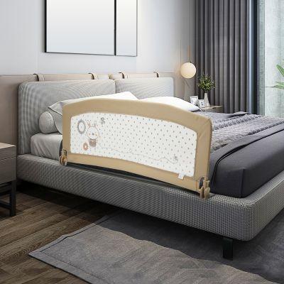 婴儿床护栏-米色