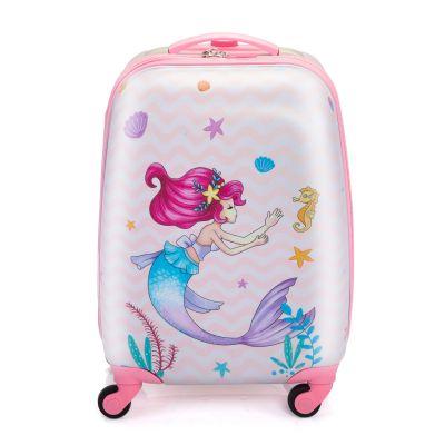 儿童箱二件套-美人鱼图案