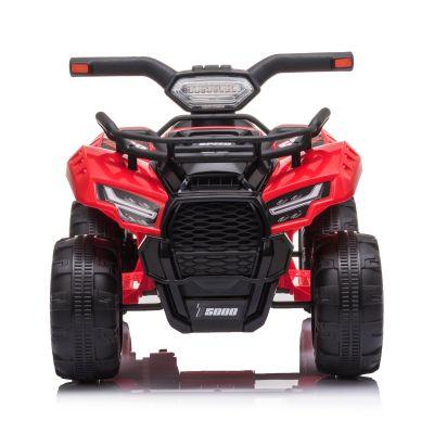 沙滩摩托车-红色