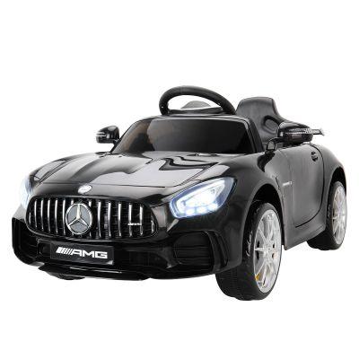 奔驰GTR跑车--黑色