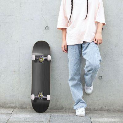 滑板-黑色染色车线轮